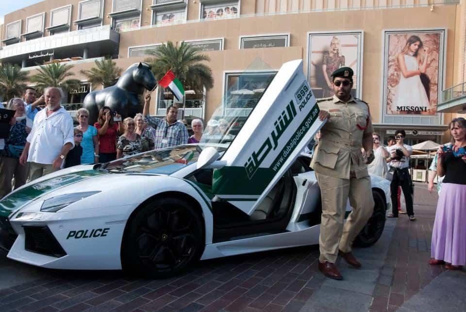 0% Crime Rate in Dubai