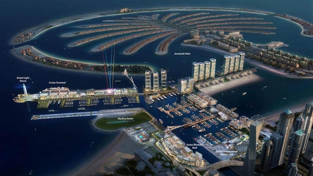 Dubai is Already A Developed City