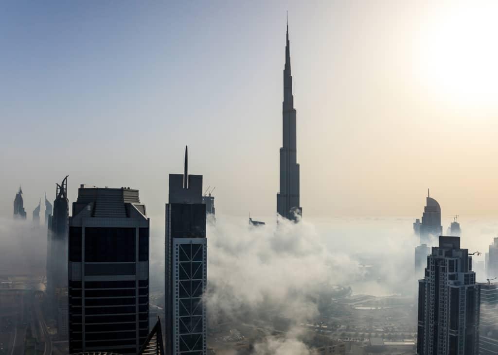 Burf Khalifa, Dubai Largest Sky Scrapper